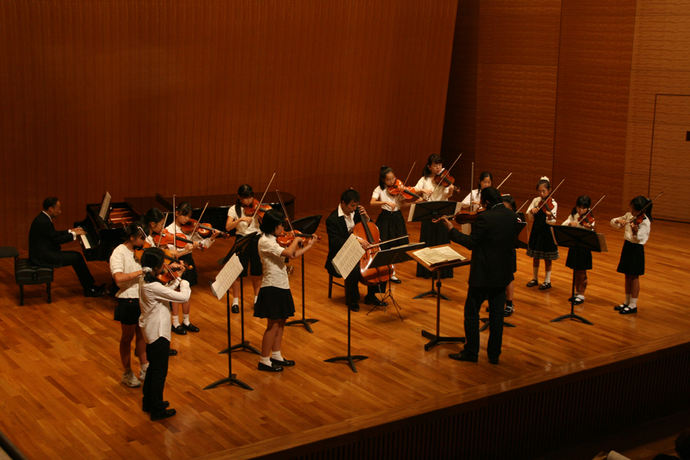 ヴァイオリンセミナー